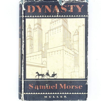 Dynasty by Samuel Morse 1934