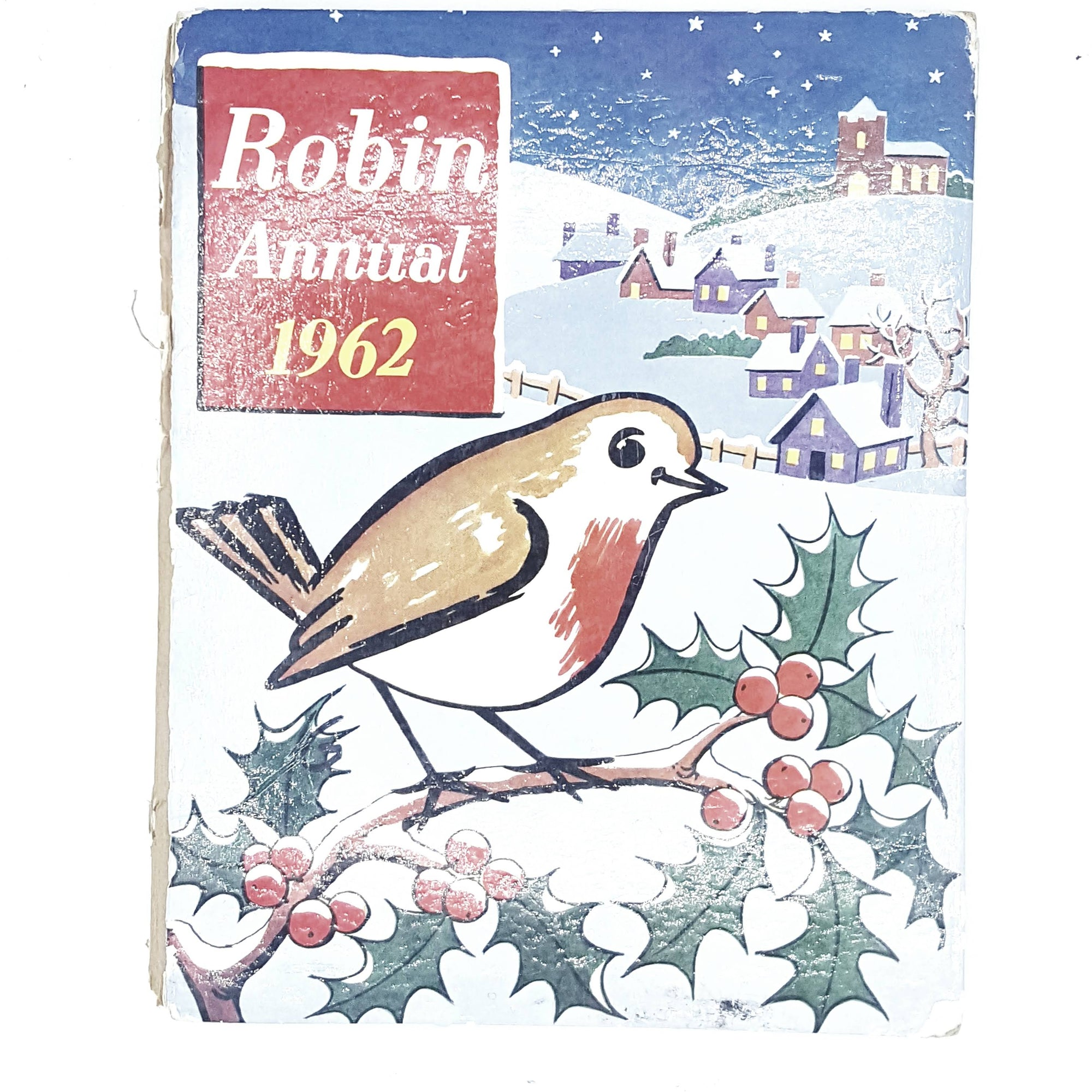 First Edition Robin Annual 1962