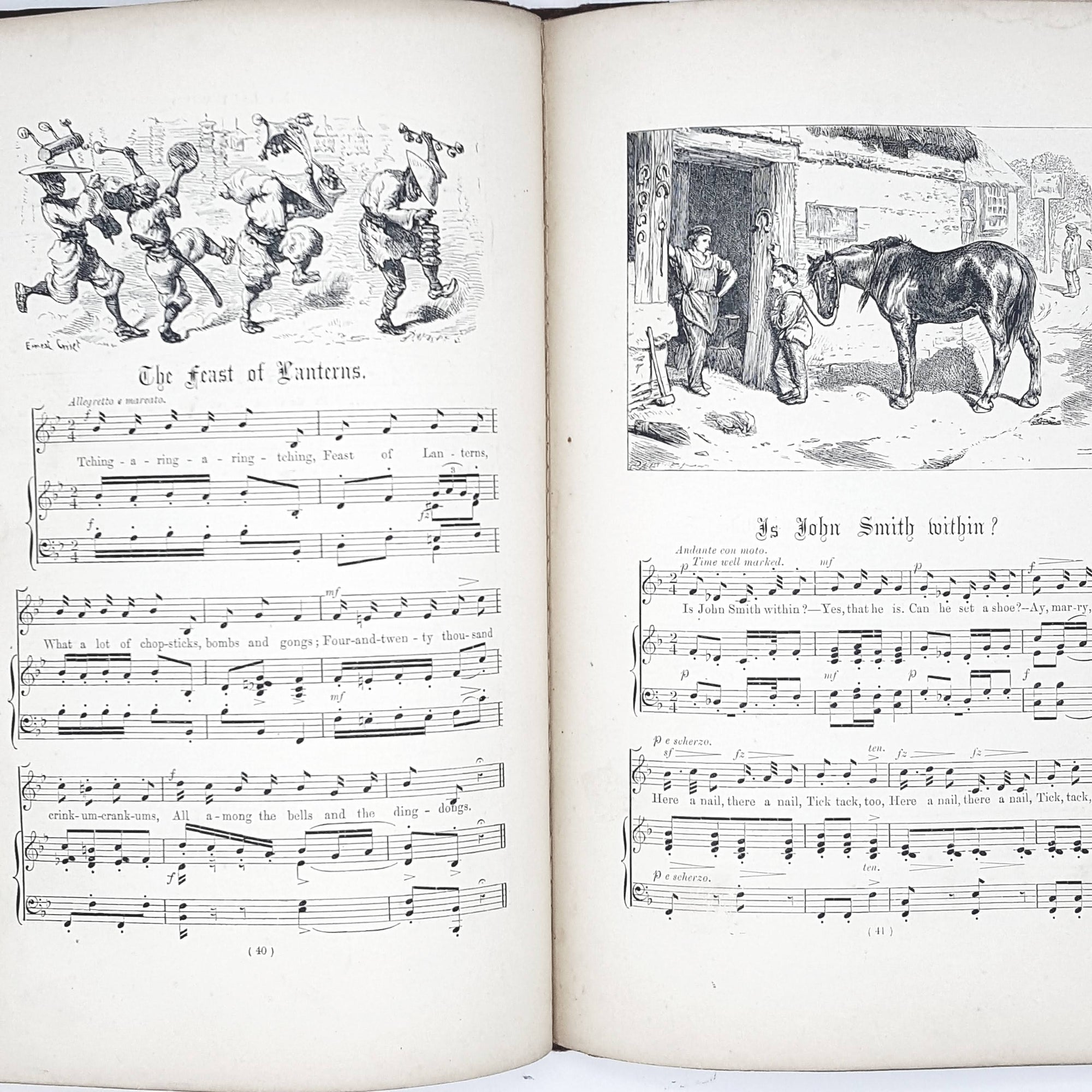 National Nursery Rhymes Set to Music by J. W. Elliott