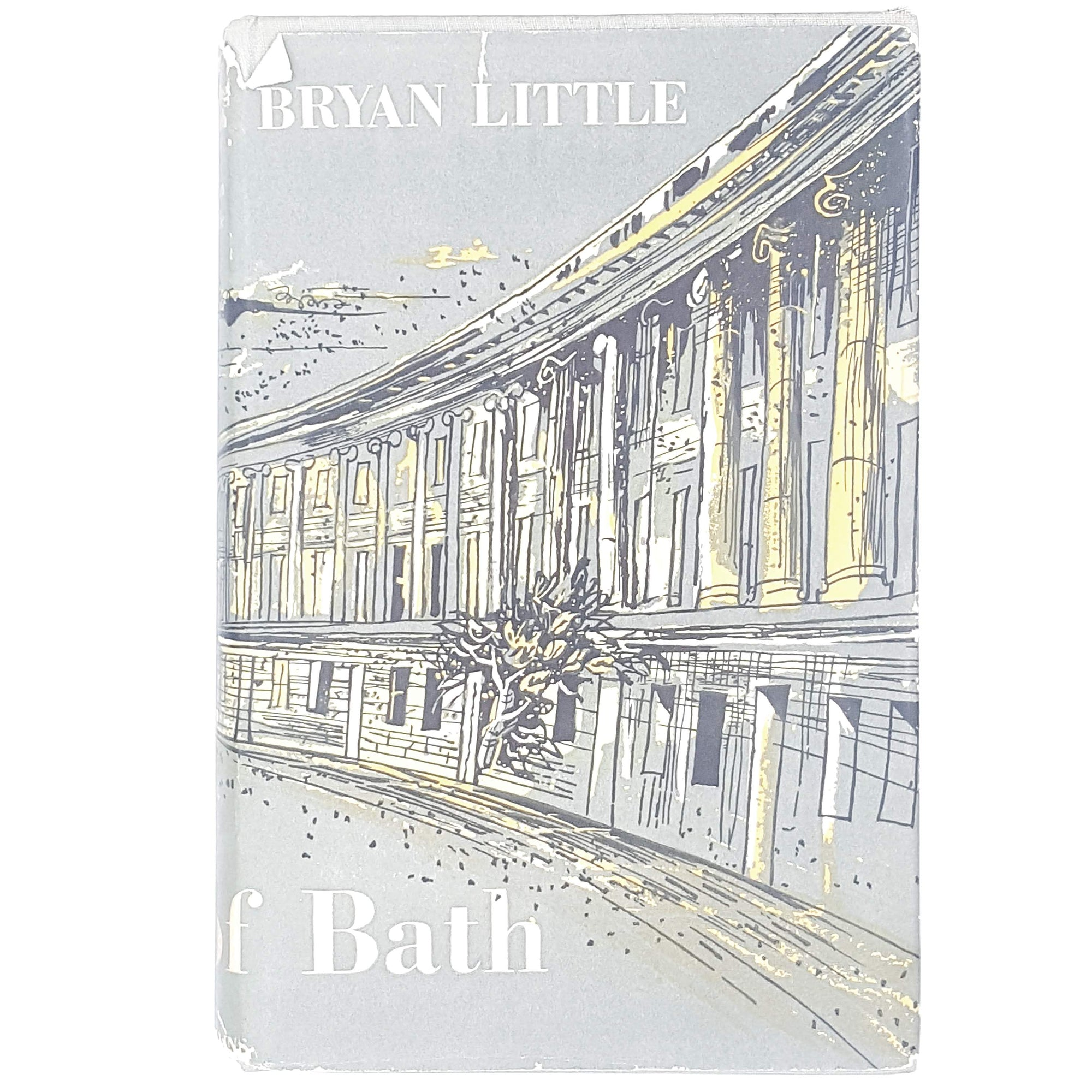 Second Edition The Building of Bath by Bryan Little 1948
