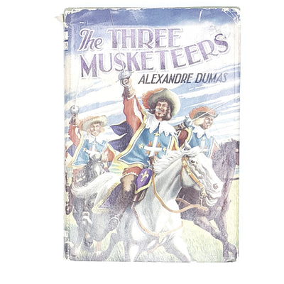 the-three-musketeers-by-alexandre-dumas-country-house-library
