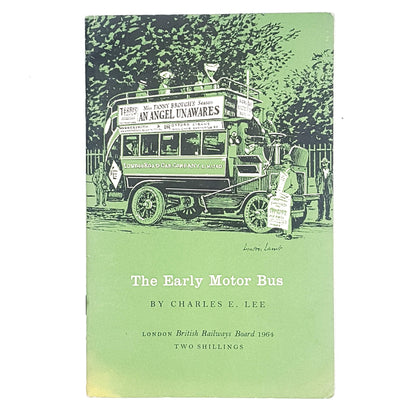 The Early Motor Bus by Charles E. Lee 1964