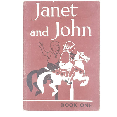 Janet and John Book One 1949