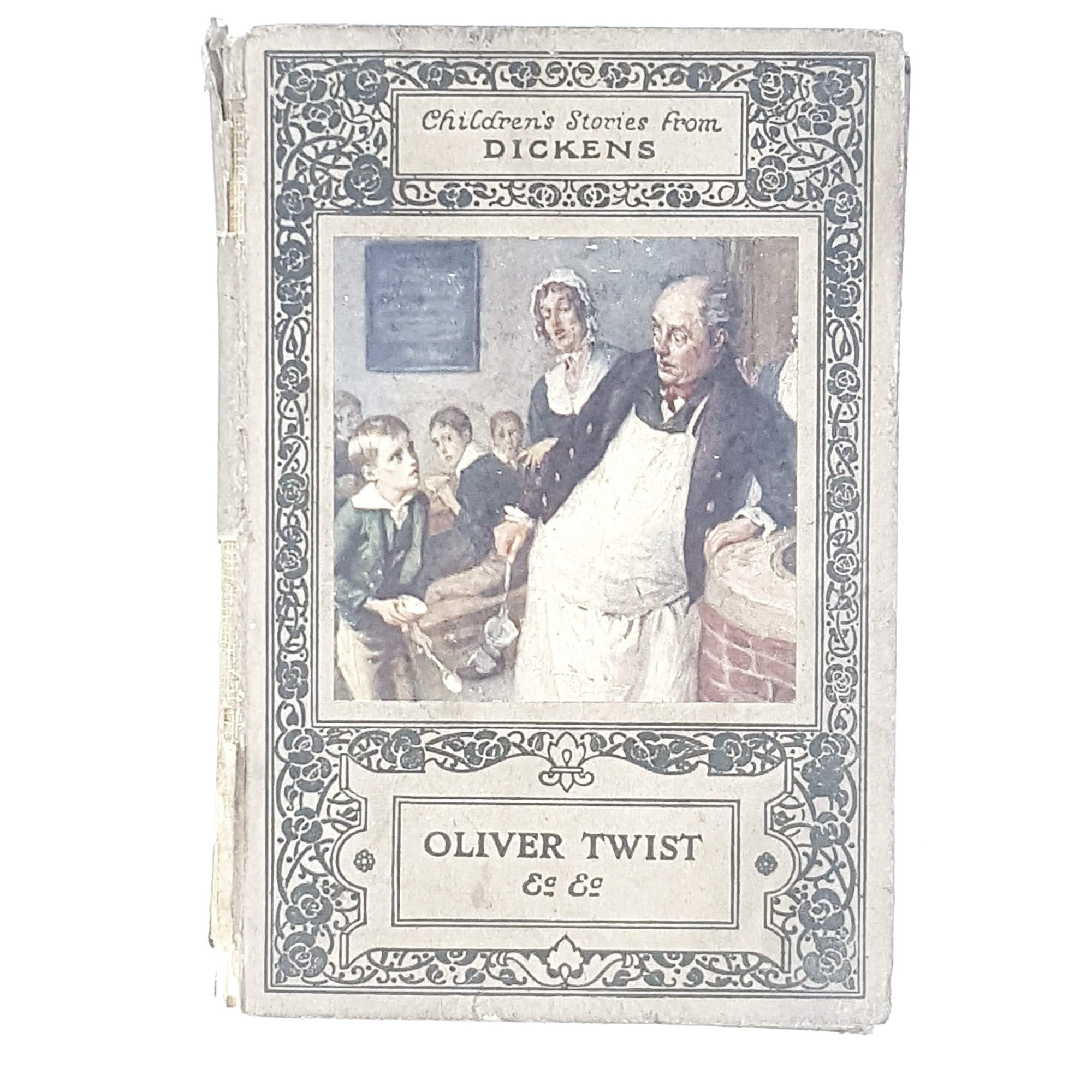 Charles Dickens's Children's Stories: Oliver Twist and The Blind Toymaker