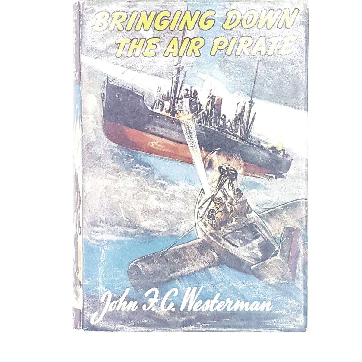 Bringing Down the Air Pirate by John F. C. Westerman