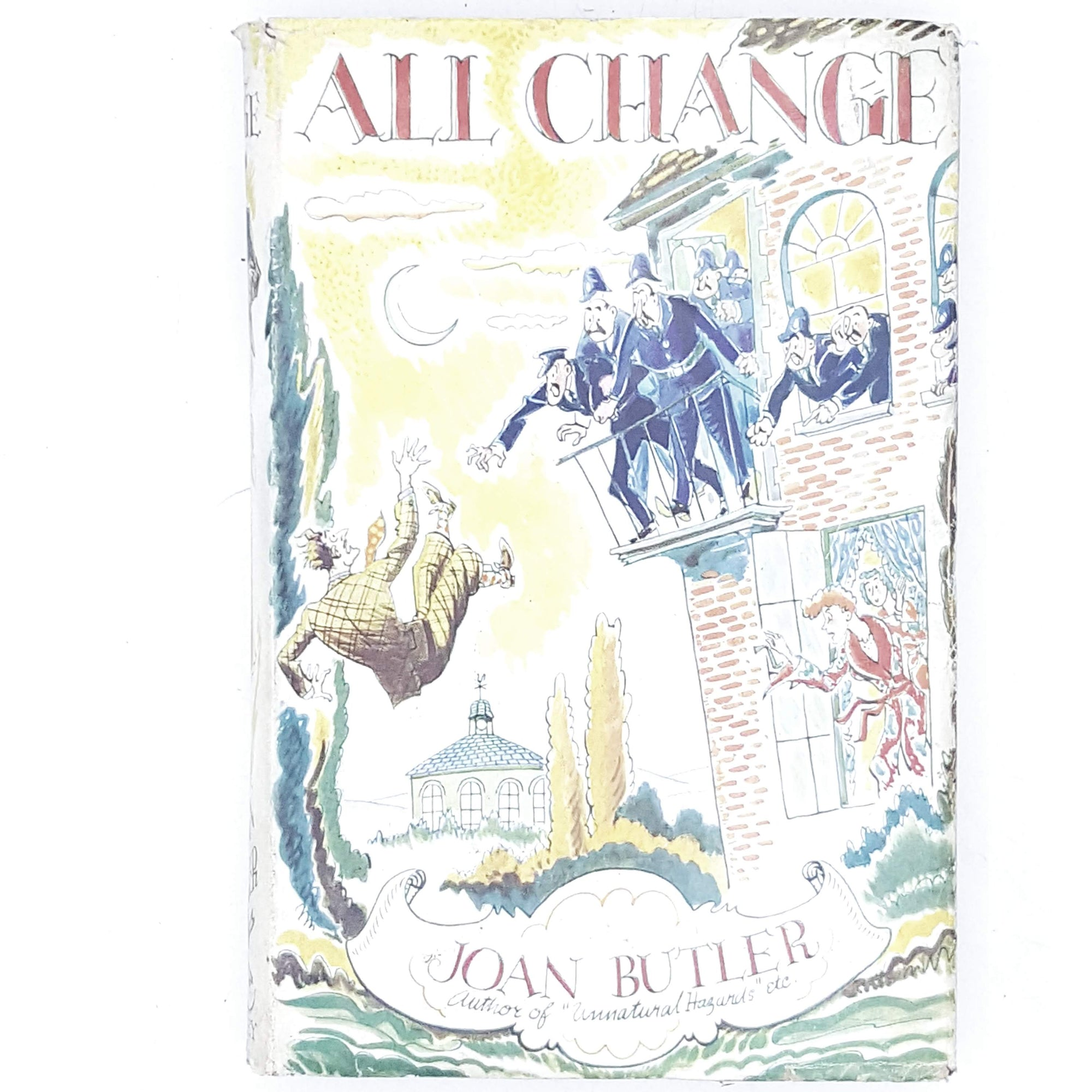 All Change by Joan Butler 1955