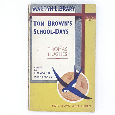 Tom Brown's School-Days by Thomas Hughes