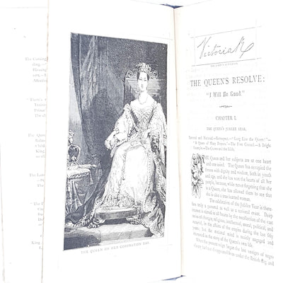 The Queen's Resolve: I Will Be Good by Rev. Charles Bullock c1800