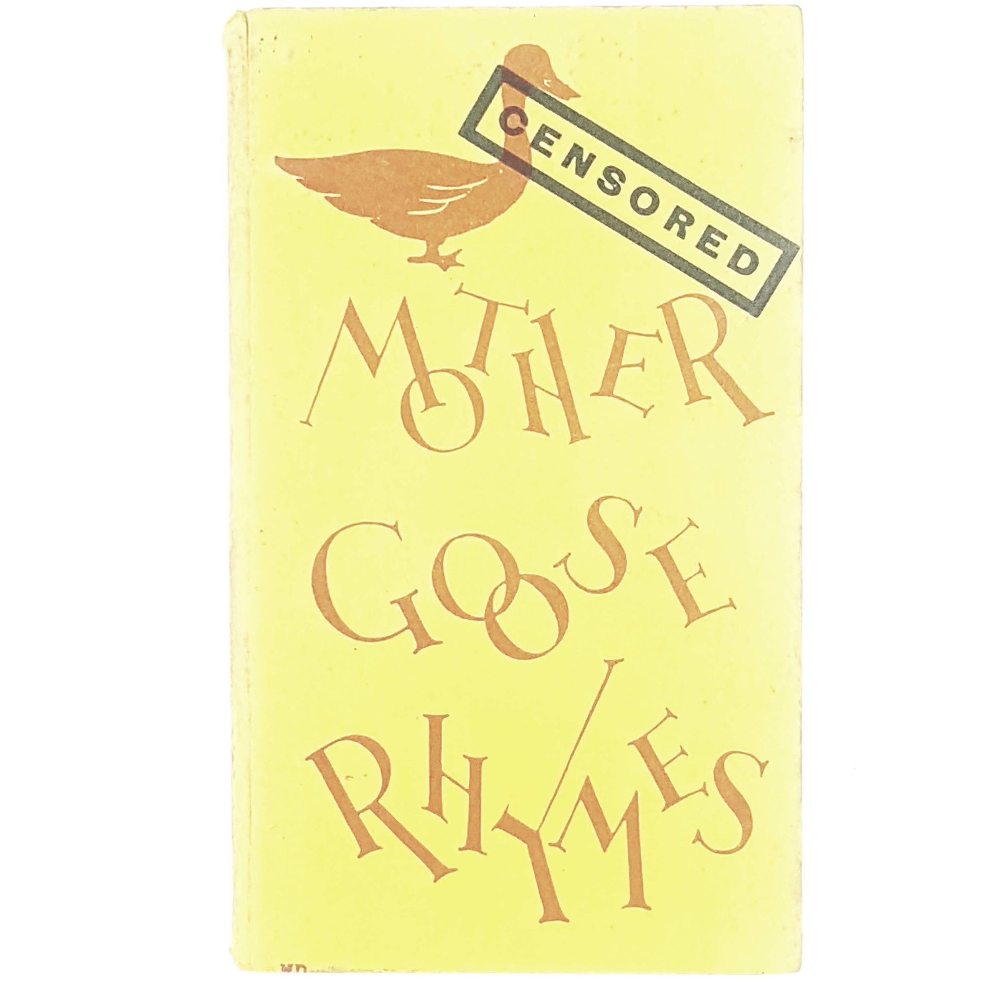 Censored Mother Goose Rhymes 1959