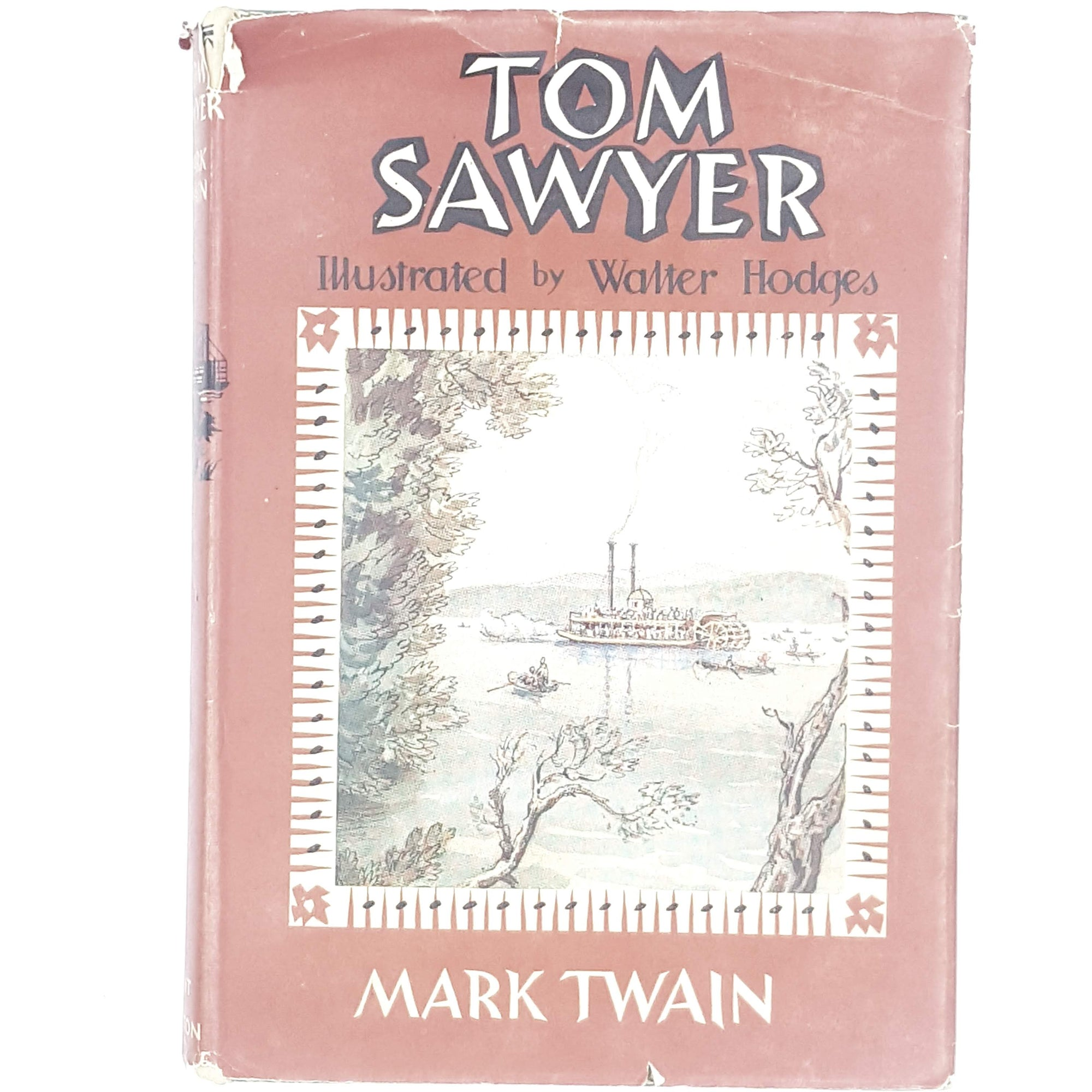 First Edition Mark Twain's Tom Sawyer 1955