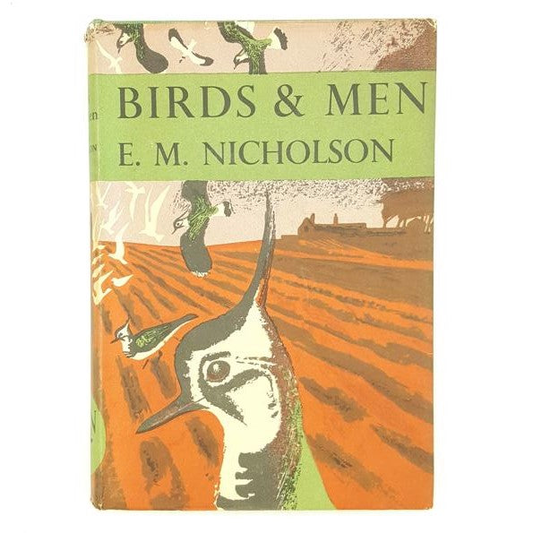 First Edition Birds & Men by E. M. Nicholson 1951