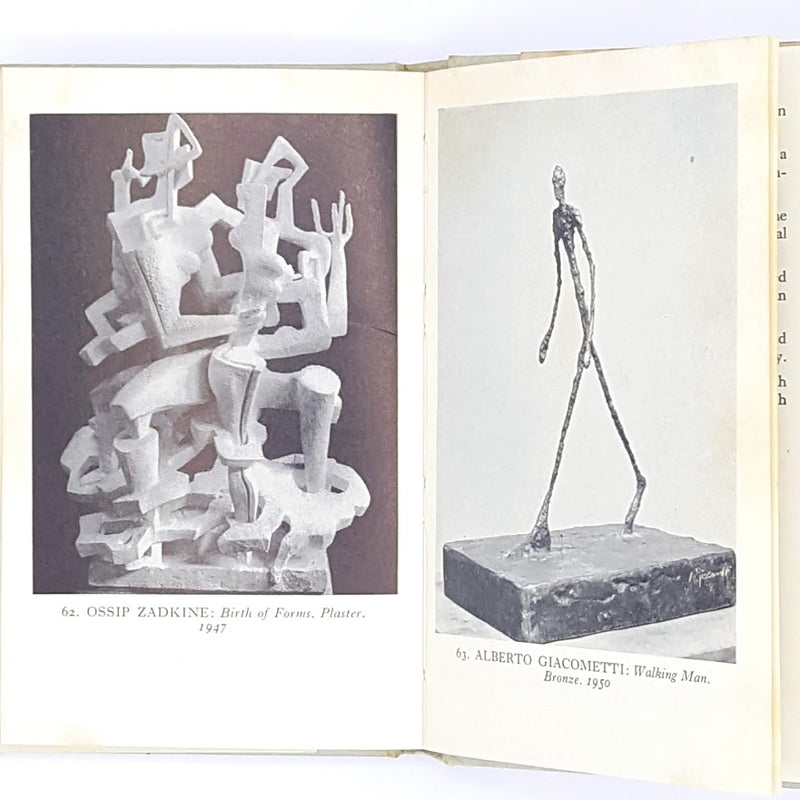 Observer's Book of Sculpture 1966