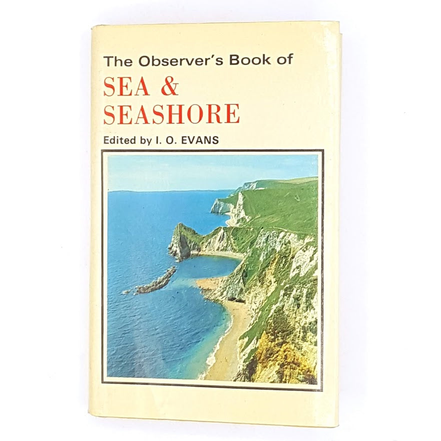 The Observer's Book of Sea & Seashore 1970 - 1975