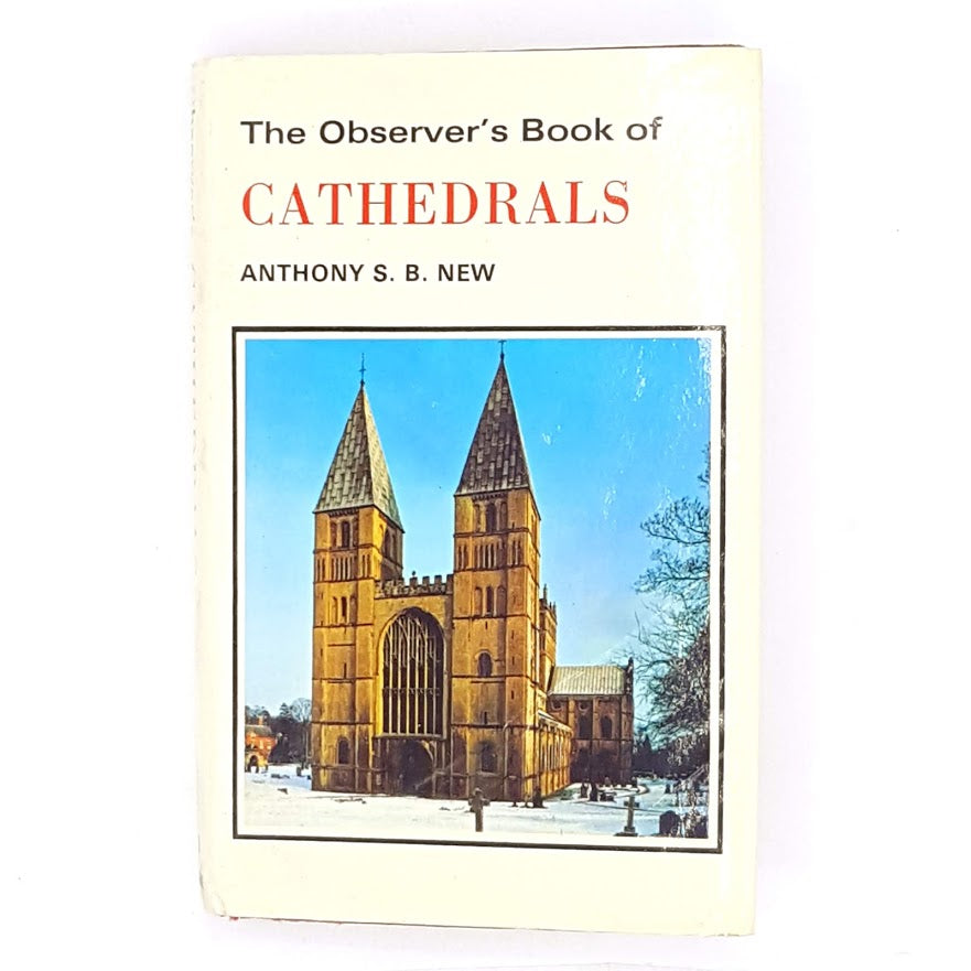 Observer's Book of Cathedrals 1972