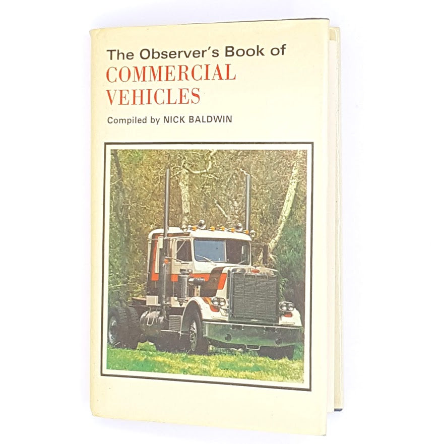 Observer's Book of Commercial Vehicles 1978
