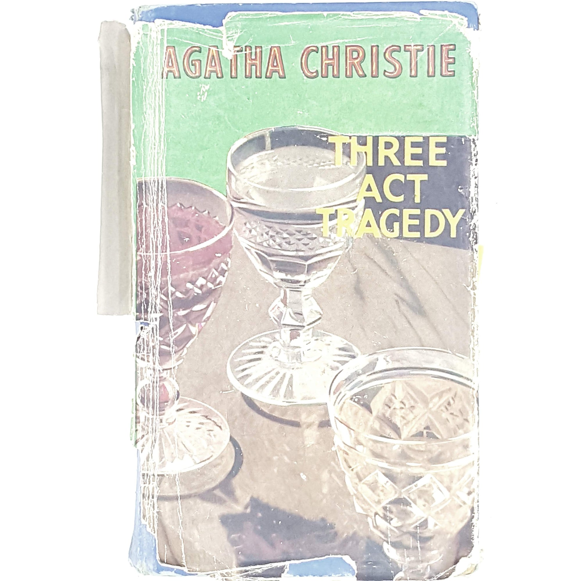 Agatha Christie's Three Act Tragedy