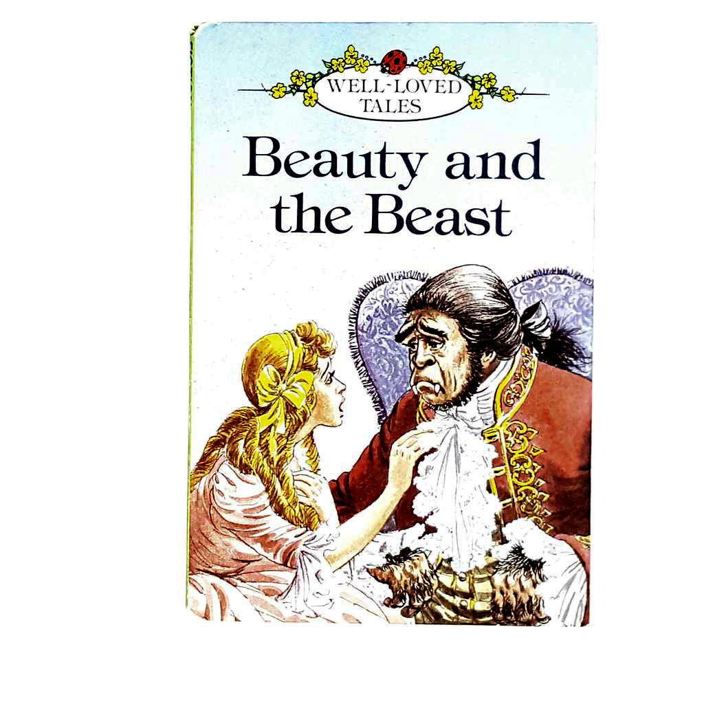 Vintage Ladybird: Beauty and the Beasty