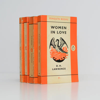D. H. Lawrence Collection (Vintage, Penguin) - Bluebell Abbey