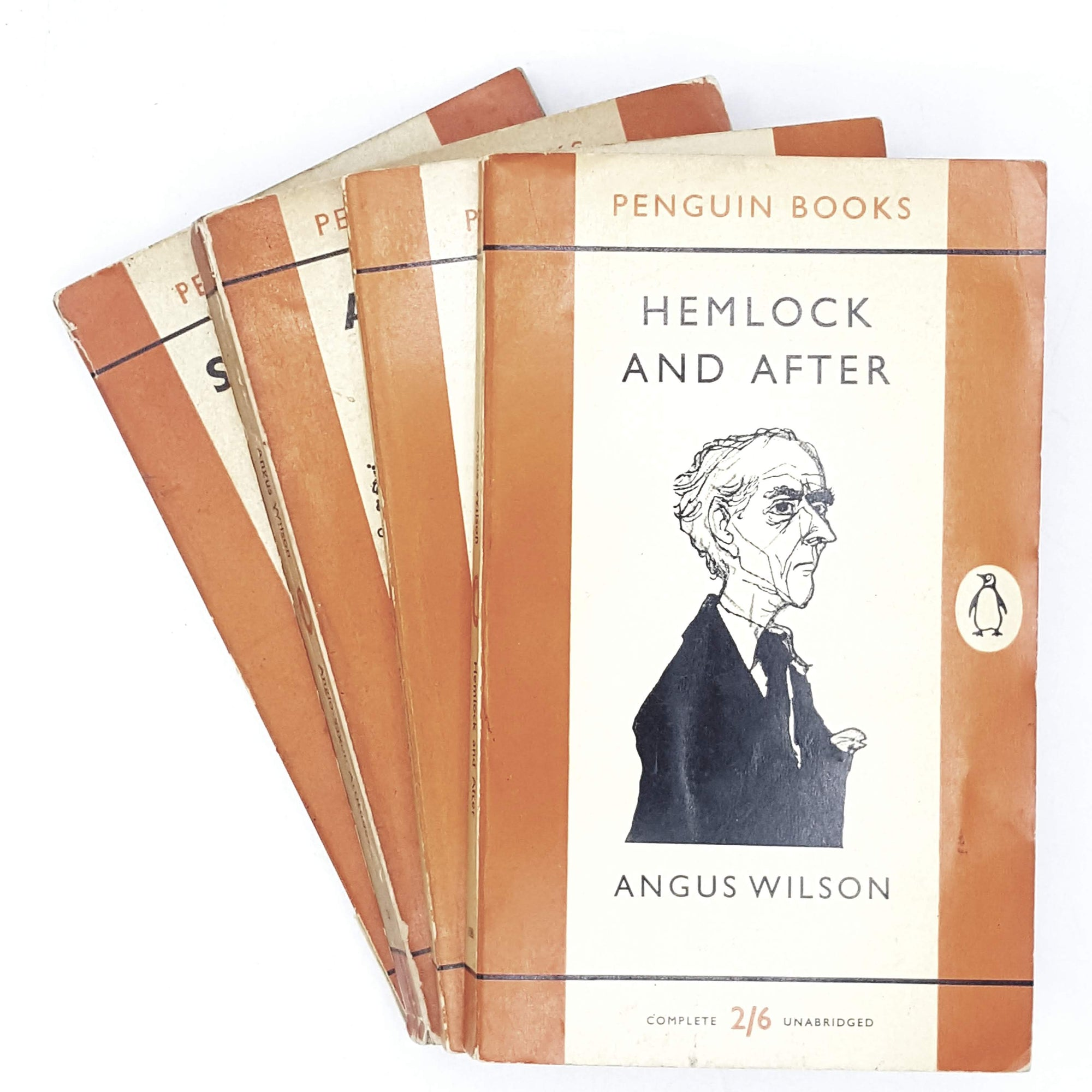 collection-angus-wilson-penguin-classic-books-country-house-library