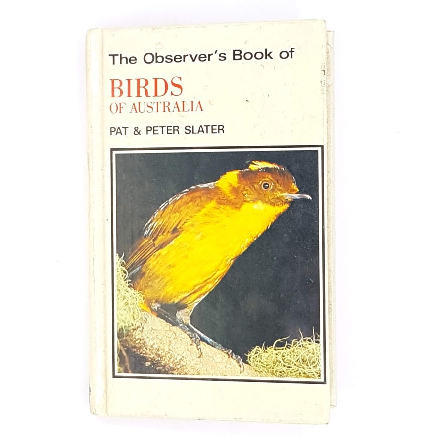 First Edition Observer's Book of Birds of Australia 1979