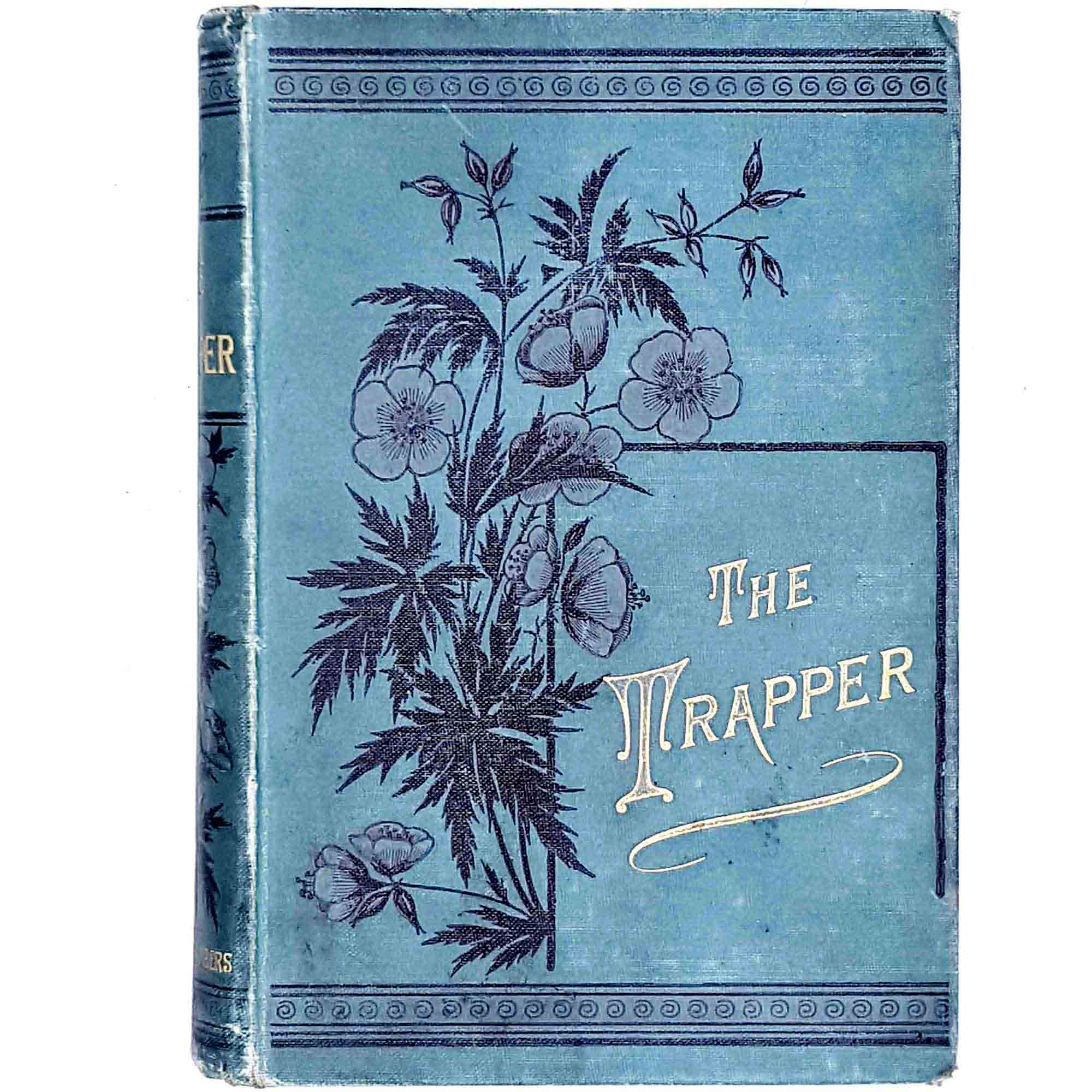 Illustrated: The Trapper and Other Stories 1888