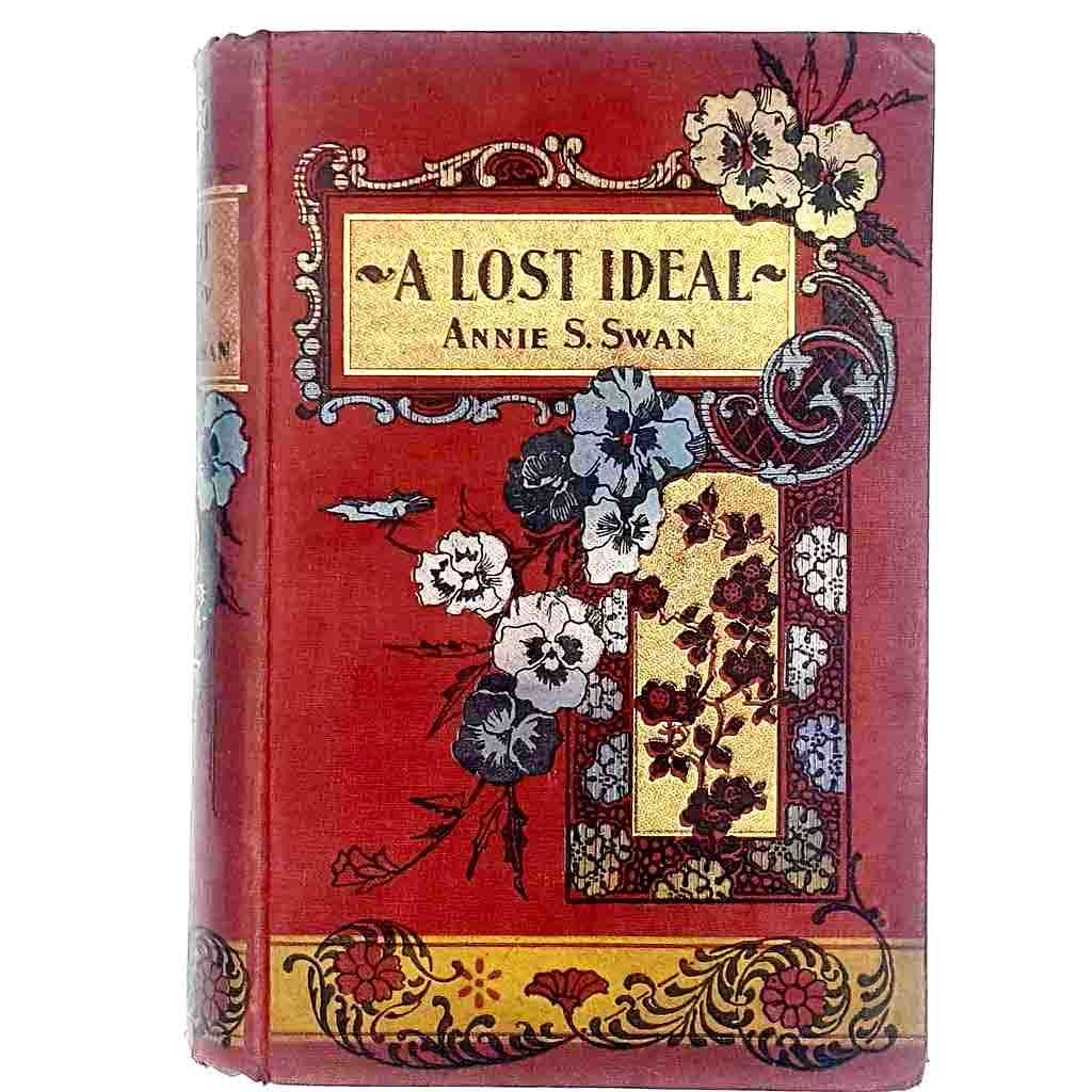 Victorian Red: A Lost Ideal by Annie S. Swan 1898