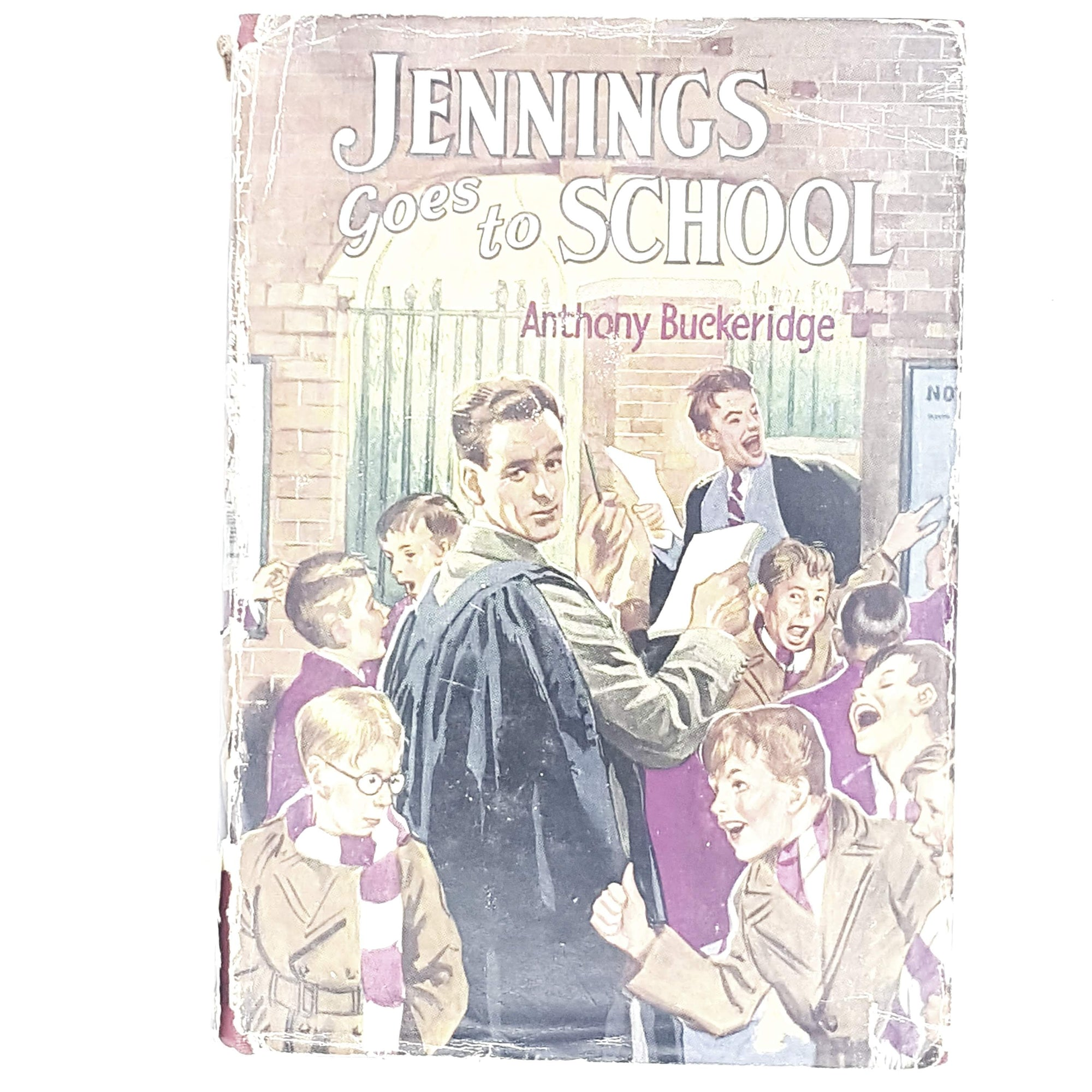 Jennings goes to School by Anthony Buckeridge 1951