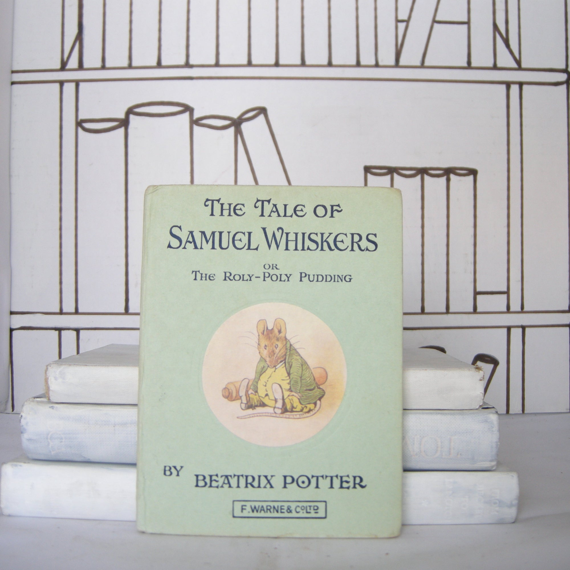 The Tale of Samuel Whiskers by Beatrix Potter (Vintage, Children)