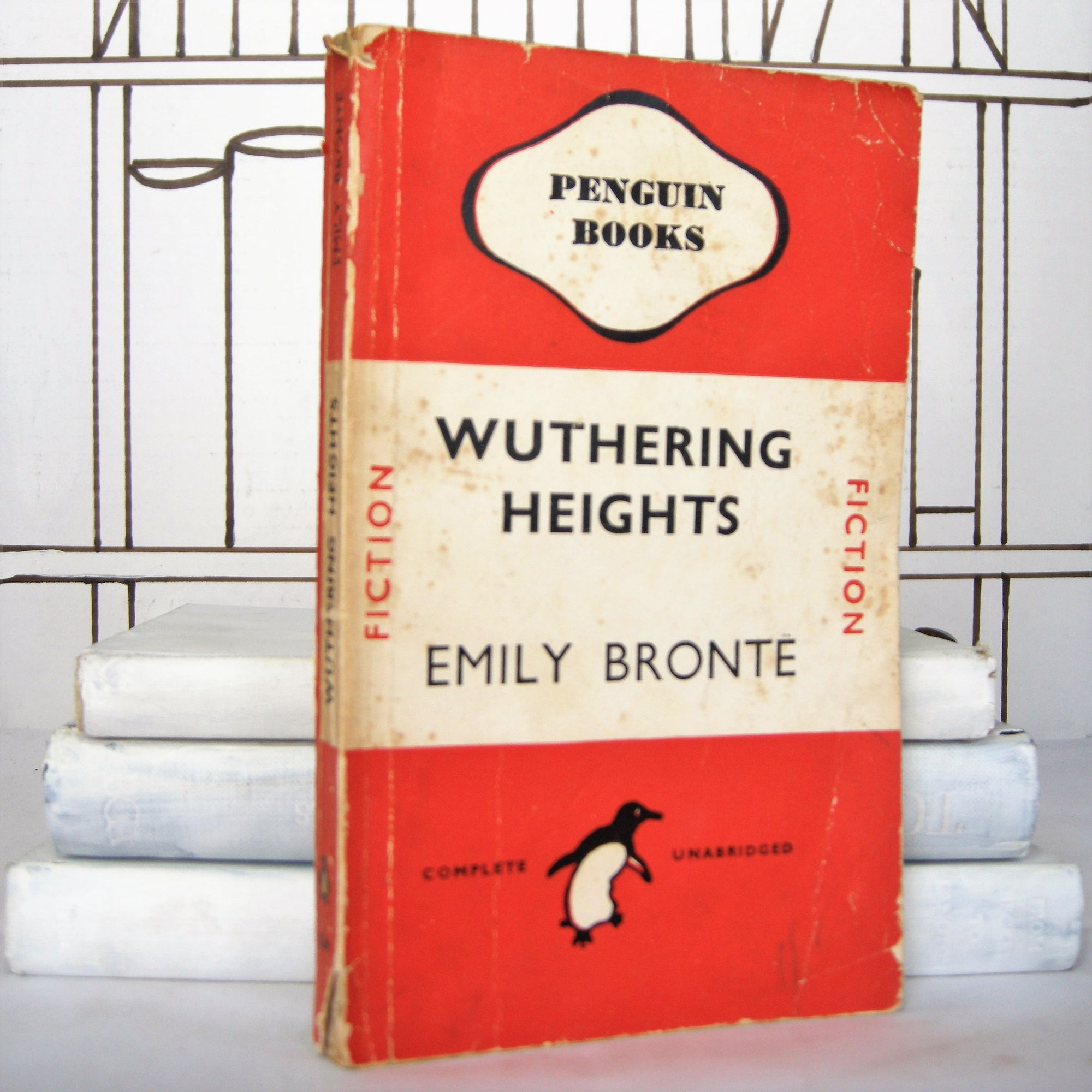 Wutherin Heights by Emily Bronté 1949