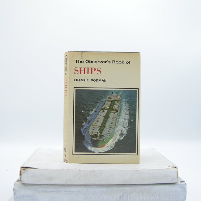 The Observer's Book of Ships (Vintage)