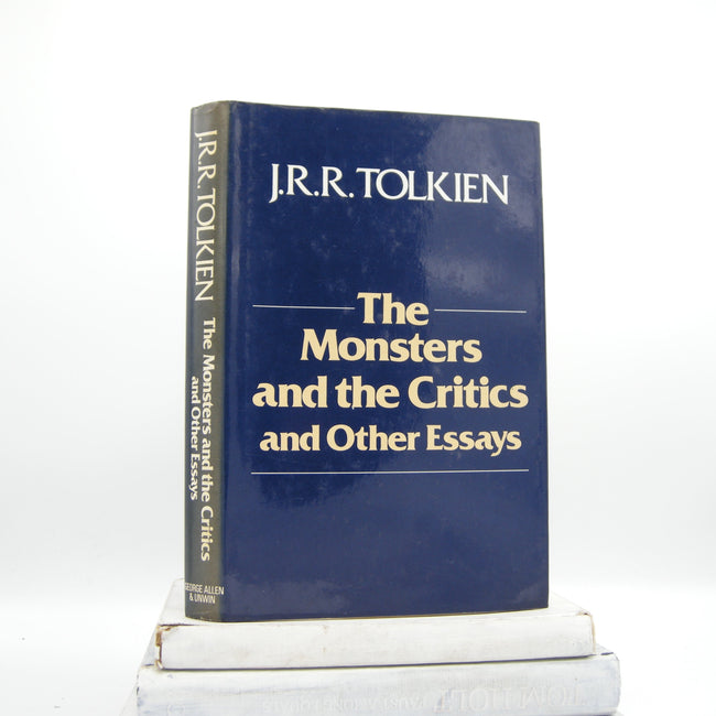The Monsters and the Critics and Other Essays by J. R. R. Tolkien (Vintage)