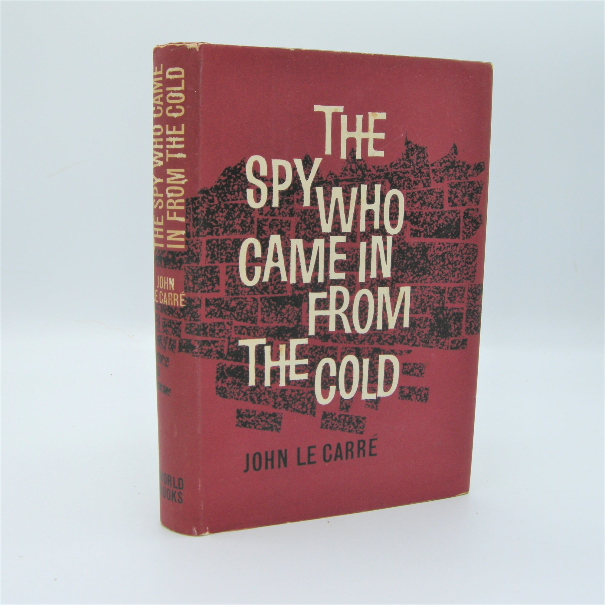 The Spy Who Came in From the Cold by John le Carre 1964