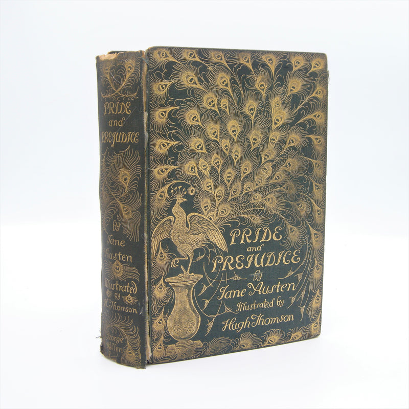 Illustrated Jane Austen's Pride and Prejudice 1906