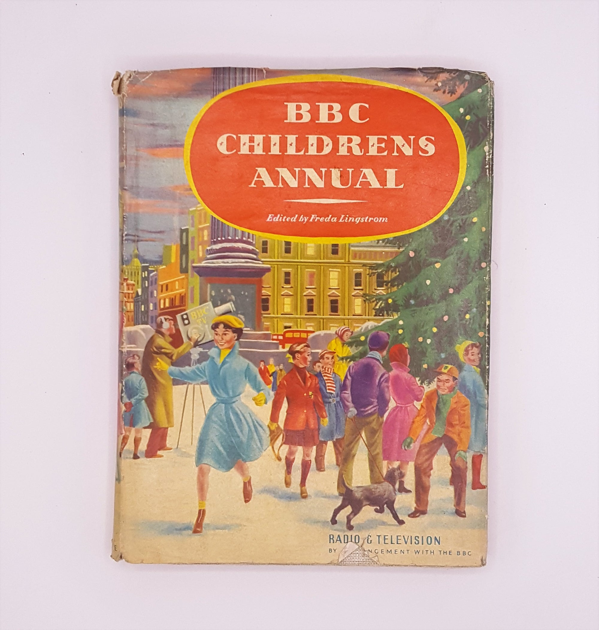 BBC Childrens Annual 1957