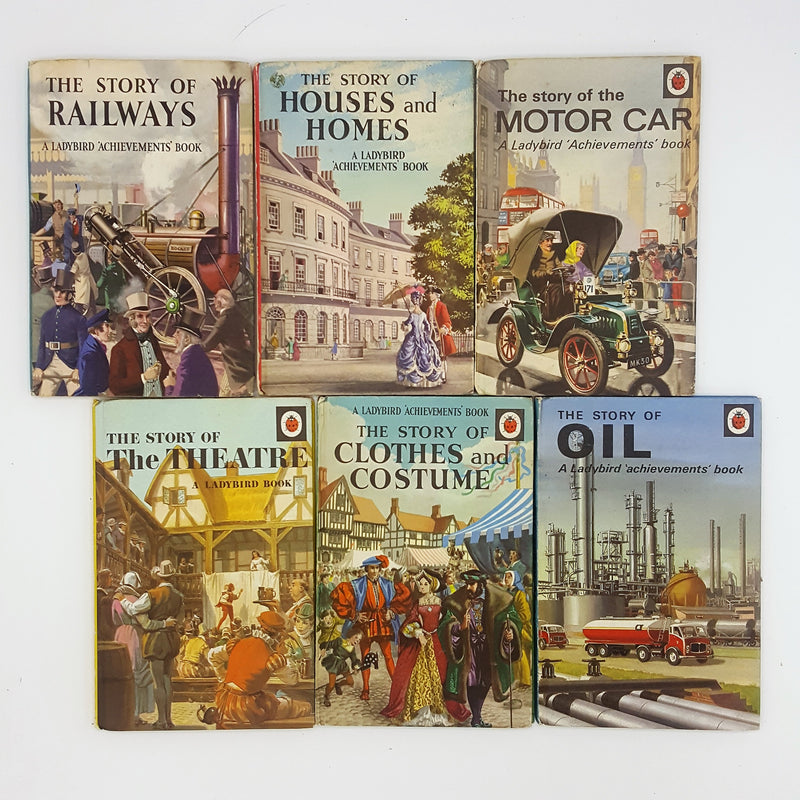 Collection Ladybird, Stories of 1960 - 1970