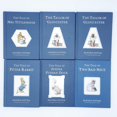 Collection Beatrix Potter The Tales