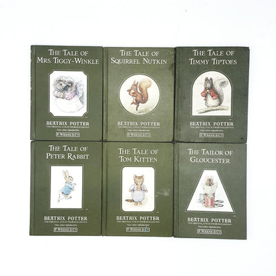 Collection Beatrix Potter's Tales