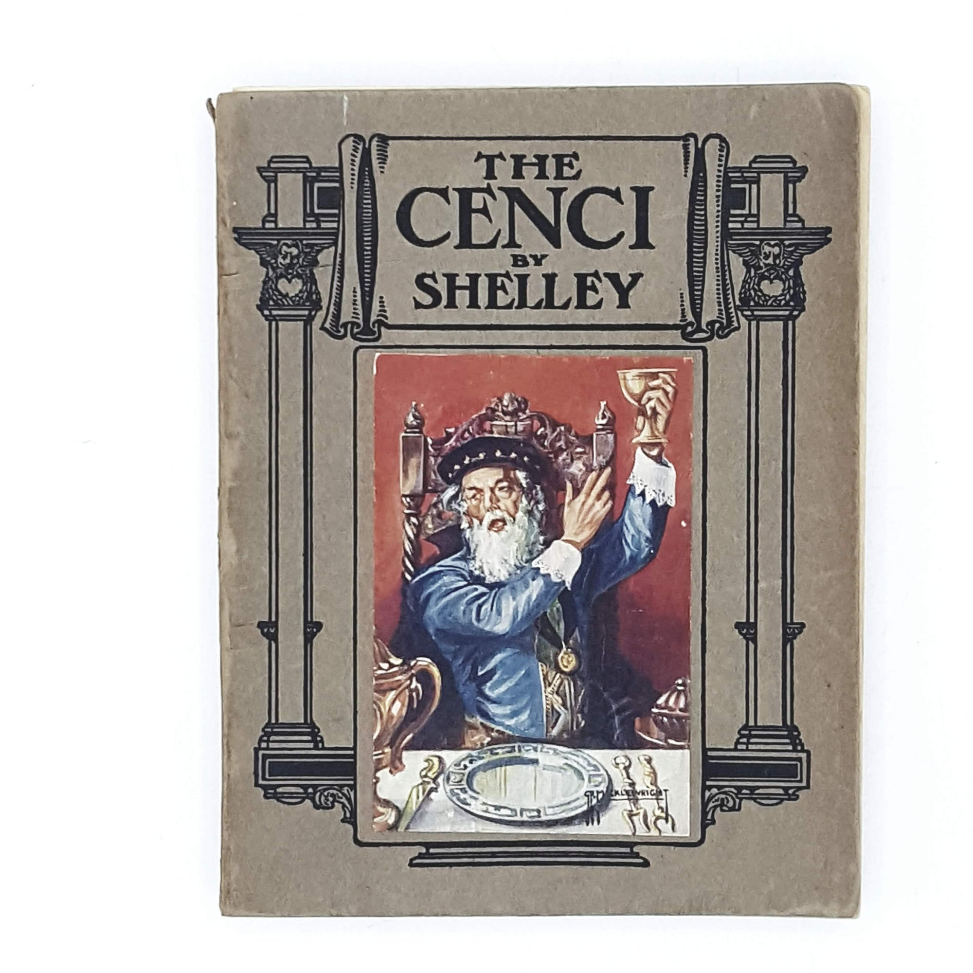 Percy Bysshe Shelley's The Cenci 1928