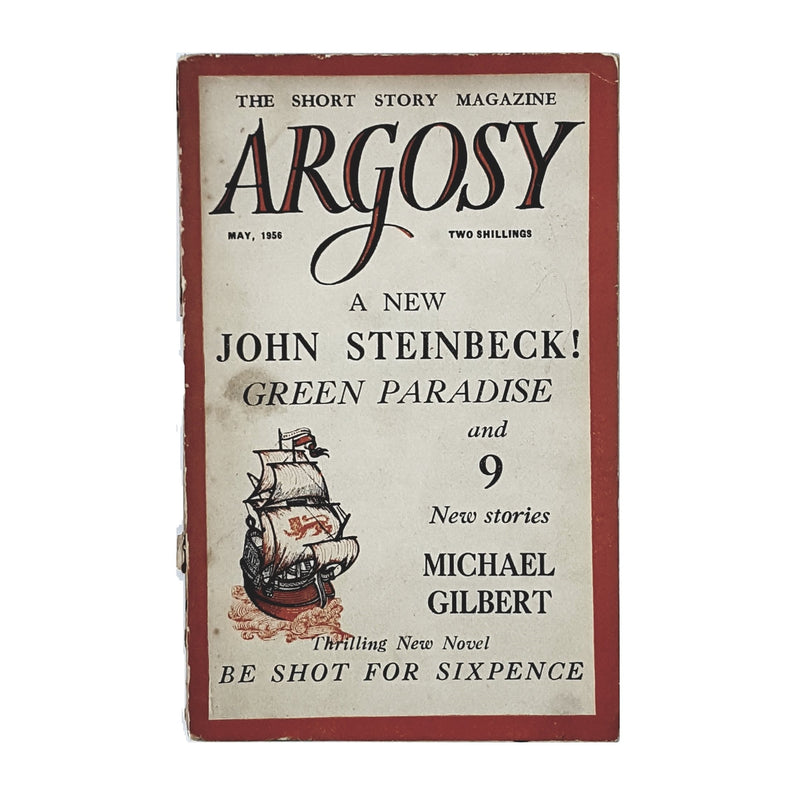 Argosy May Volume XVII 1956