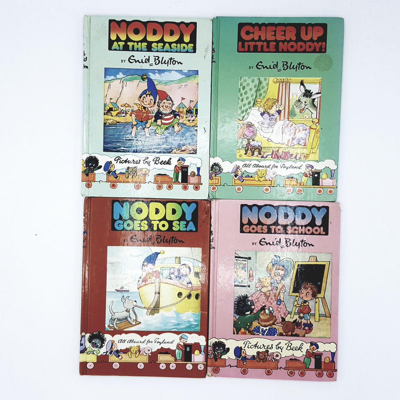 Collection Enid Blyton's Noddy 1983