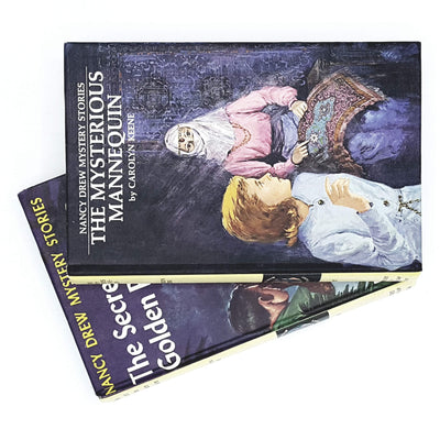 Collection Nancy Drew Mysteries by Carolyn Keene 1959 - 1970