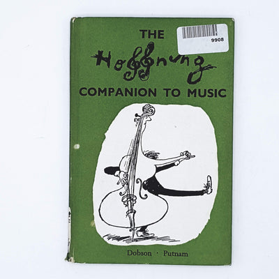 Illustrated The Hoffnung Companion to Music 1958