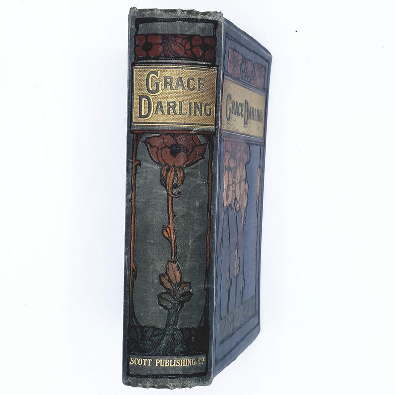 Illustrated Grace Darling by Eva Hope 1888
