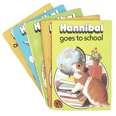 Collection Ladybird Hannibal Series 1976 - 1978