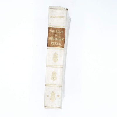 The Book of Elizabethan Verse by William Stanley 1908