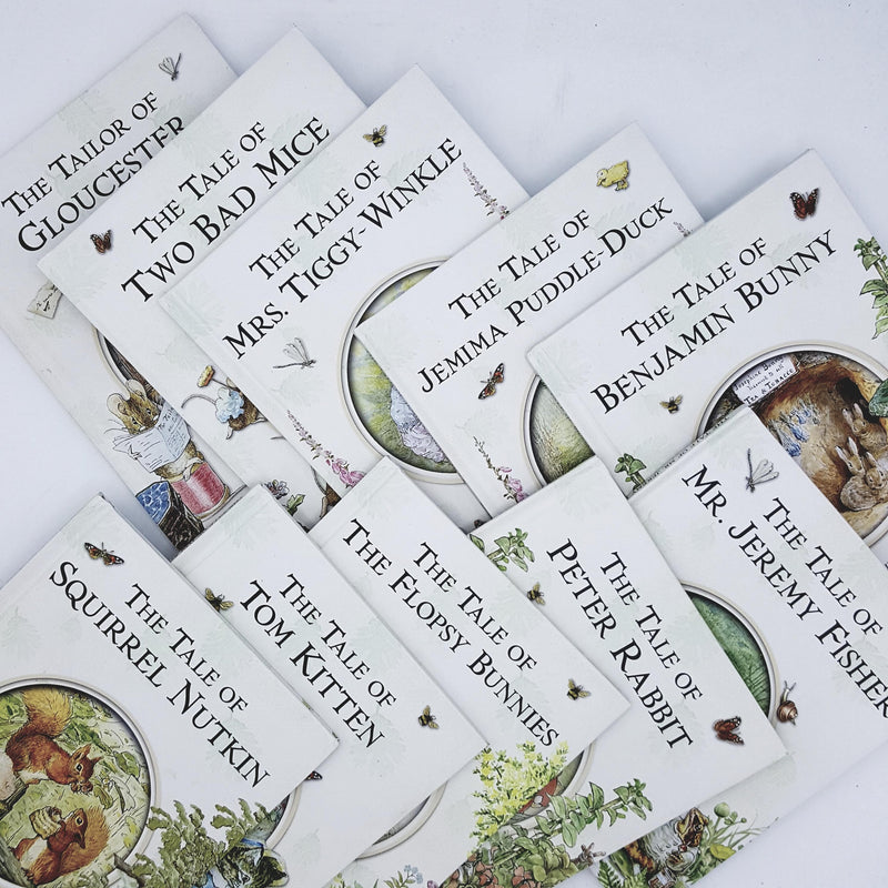 Collection Beatrix Potter Peter Rabbit Library