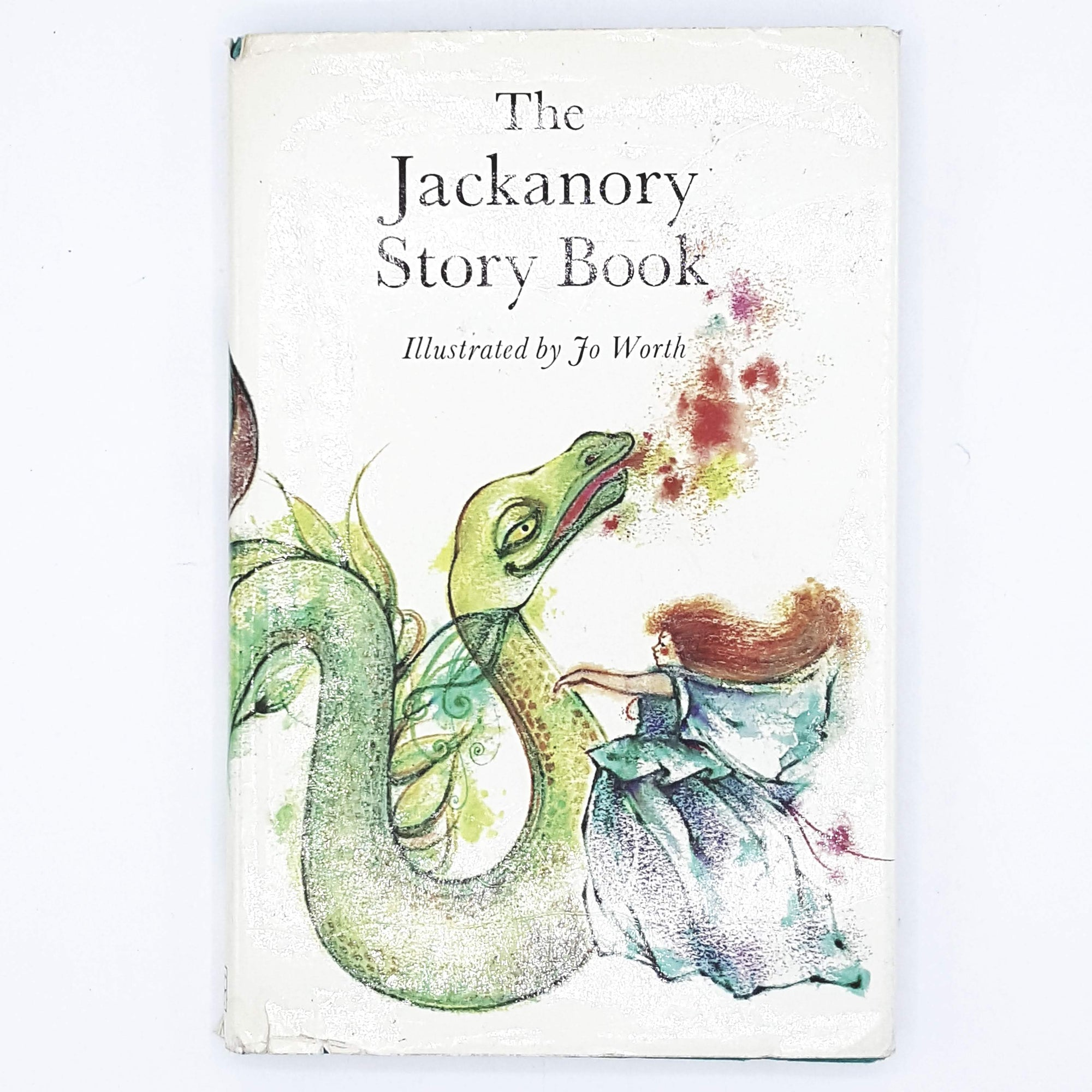 Illustrated the Jackanory Story Book 1979