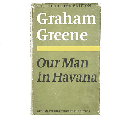 Graham Greene's Our Man in Havana