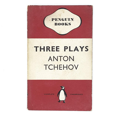Three Plays by Anton Tchehov