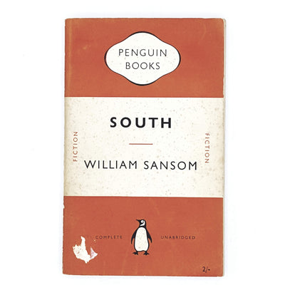 South by William Sansom 1952